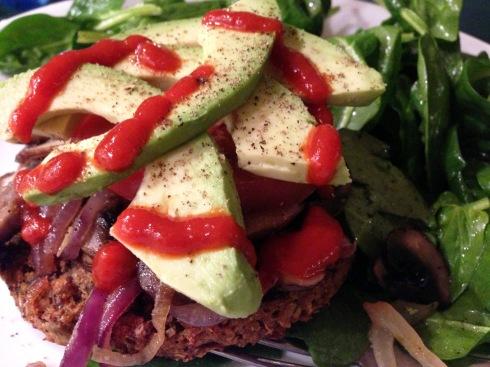 Veggie Burger